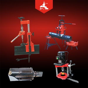 Drilling & Tapping Machines