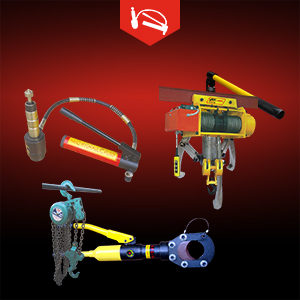 HYDRAULIC CRIMPING TOOLS & CABLE