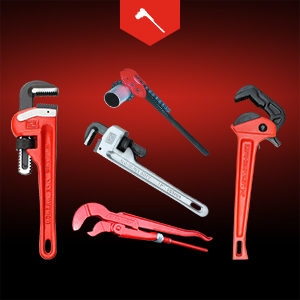 Pipe Wrenches & Chain Wrenches